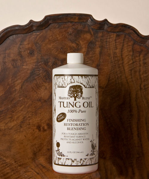 Masters Blend Tung Oil Natural and Food Safe